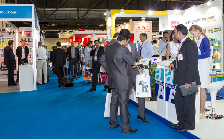 Clipouro presente na PAPERWORLD MIDDLE EAST 2019